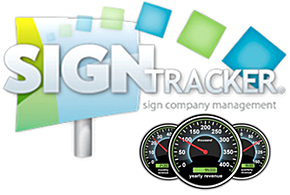 SignTracker - Making Your Sign Business Easy