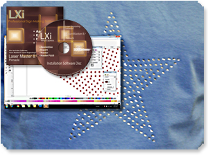 LXi Rhinestone Wizard Software for Decorated Apparel | SignWarehouse ...
