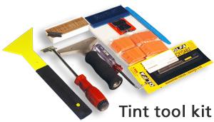 Window Tint Tool Kit
