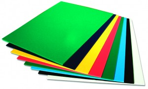 Cor Plastic Substrate