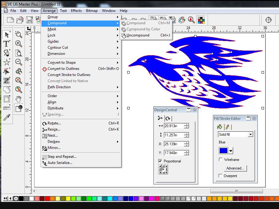 a basic guide to vector clip art files compound command rh blog signwarehouse com vector art clipart software vector art clipart software