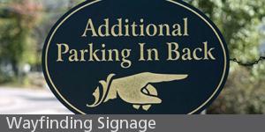 Rotray Engraving Wayfinding Signage