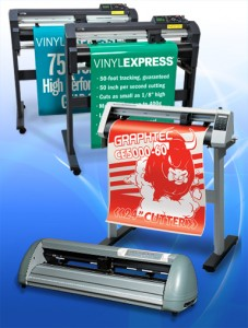 How to choose your vinyl cutter for sign making