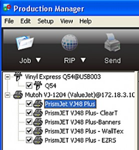 cloning printer setups in flexisign pro s production manager rh blog signwarehouse com Flexisign Pro Street Signs Flexisign Pro Street Signs
