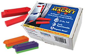 Vehicle Wrap Stud Bar Magnets are recommended by Justin Pate