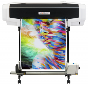 The Virtuoso VJ628 brings MUTOH reliability to large format sublimation