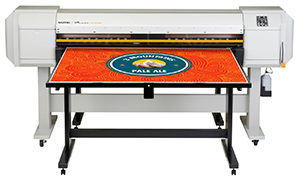 Fig 4: The ValueJet 1626UH is a large format direct-to-board printer