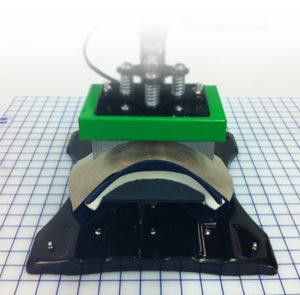 Nomex Pad under cap
