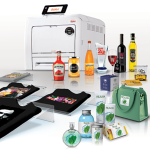 iColor 550 print and transfer applications