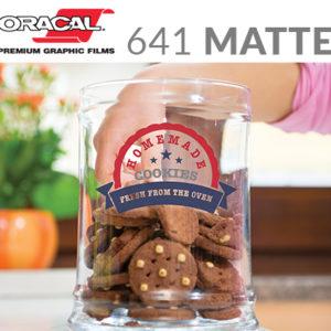 ORACAL 641 Now includes 21 Matte Colors