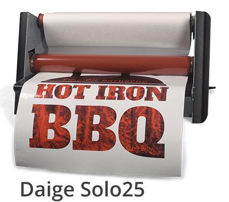 Daige Solo 25 desktop laminator