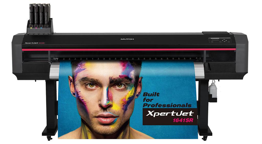 MUTOH XpertJet 1641SR large format printer